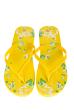 Вьетнамки женские 111P013 желтый