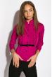 Блуза женская подросток 120P031 фиолетовый