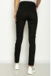 Брюки skinny джинсового фасона 623F352 черный