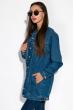 Куртка женская 120P406-1 синий