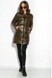 Куртка женская 120PLI98-B хаки