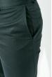 Брюки мужские классическая модель 1122-8 чернильный