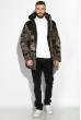 Куртка 120PCHB9801 песочно-черный