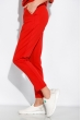 Костюм женский с завязками на спине 151P001 красный