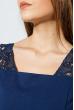 Платье женское элегантное 964K011 синий