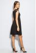 Платье женское элегантное 964K011 черный