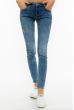 Джинсы женские Skinny 201P025 синий