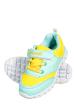 Кроссовки 160P8381 junior мятно-желтый