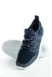 Кроссовки женские 11P119 сине-белый