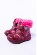 Ботинки детские 186P8633 junior бордо