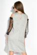 Платье женское 64PD2681-6 светло-серый