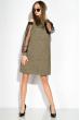 Платье женское 64PD2681-6 хаки