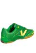 Кроссовки 160P0703 зелено-желтый