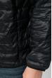 Куртка мужская на змейке 191V002 черный
