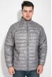 Куртка мужская на змейке 191V002 стальной