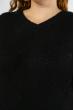 Свитер женский oversize 120PRZGR002 черный