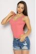 Боди женское с косточками 629F001 розовый