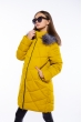 Куртка стеганая 120PSKL1708B горчичный