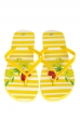 Вьетнамки женские 111P016 желтый