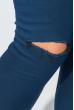 Брюки женские стрейч 282F007-1 темно-синий