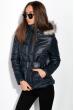 Куртка женская 85P12861 темно-синий