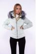 Куртка женская 184P005 мятный