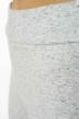 Брюки женские спортивные с лампасами 611F003 светло-серый букле