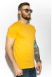 Футболка мужская однотонная 85F380 желтый