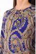Блуза женская 118P066-2 синий