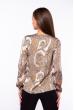 Блуза женская 118P066-2 песочный