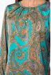 Блуза женская 118P066-2 зеленый
