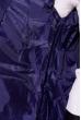 Куртка женская с косой молнией 120PSKL8018 чернильный