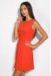Платье 110P461 красный