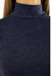 Гольф женский однотонный 620F001 сине-фиолетовый