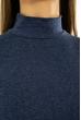 Гольф женский однотонный 620F001 сизый
