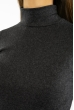 Гольф женский однотонный 620F001 графит