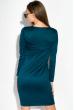 Платье 110P65 темно-лазурный