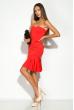 Платье 110P498 красный