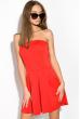 Платье 110P624 красный