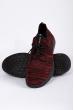 Кроссовки 11P205 красно-черный