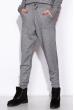 Вязанный женский костюм 120PSKL019 серый