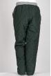 Брюки женские 120PVAS001 junior темно-зеленый