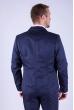 Пиджак 2404/1 темно-синий