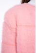 Модный кардиган 120PZEL002-1 розовый