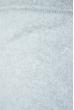 Джемпер с принтом 11P232 на флисе светло-серый меланж