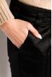 Брюки женские на утеплителе 85P11232 черный