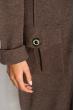 Платье 120PFA15030 коричневый