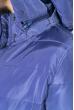 Куртка женская с капюшоном 677K003 сиреневый
