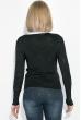 Кофта женская с бантиками на груди 81PD815 пепельно-серый