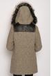 Пальто женское 130P004 бежевый